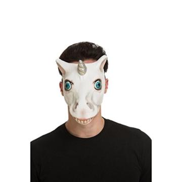 viving Kostüme viving costumes204685Einhorn Maske (One Size) - 2