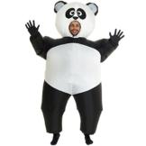 Morph Aufblasbares Pandabärkostüm, Verkleidung, Einheitsgröße - 1