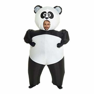 Morph Aufblasbares Pandabärkostüm, Verkleidung, Einheitsgröße - 3